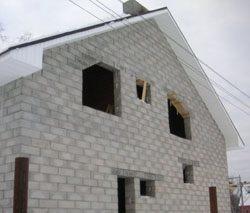 Качественный и недорогой дом из пеноблоков, кирпича, бруса в городе Смоленск, можно заказать в нашей компании профессиональных строителей СтройСервисНК