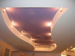 Ремонт и отделка потолков в Смоленске. Натяжные потолки, пластиковые потолки, навесные потолки, потолки из гипсокартона монтаж
