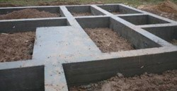 Строительство фундамента в Смоленске и пригороде