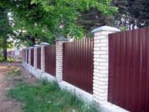 Строительство заборов, ограждений в Смоленске