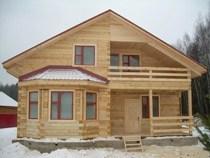 Строительство домов из бруса в Смоленске. Нами выполняется строительство домов из бруса, бревен в городе Смоленск и пригороде